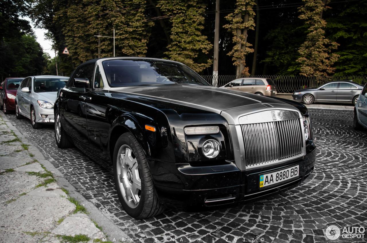 Rolls royce phantom drophead coup 29 june 2017 autogespot - Rolls royce drophead coupe ...
