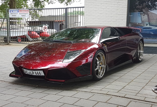 Lamborghini Murciélago LP640 JB-R