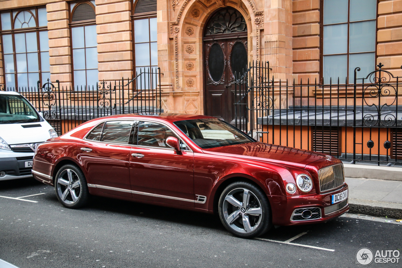 bentley mulsanne speed 2016 30 june 2017 autogespot. Black Bedroom Furniture Sets. Home Design Ideas