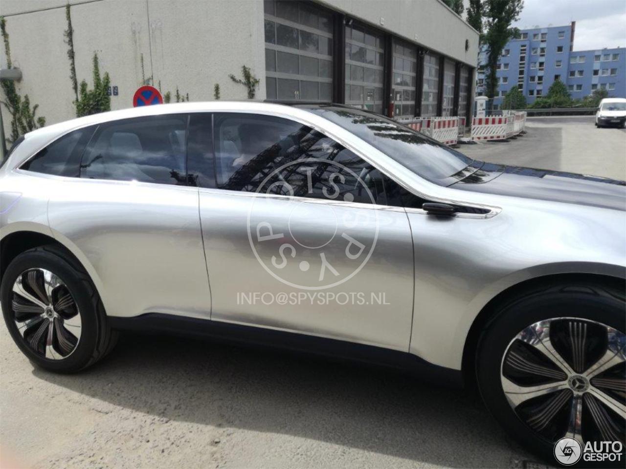 Mercedes benz generation eq concept 30 june 2017 for Mercedes benz concept eq