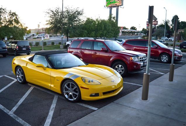 Chevrolet Corvette C6 ZHZ Convertible