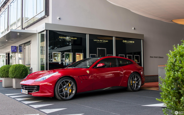 Great Ferrari GTC4Lusso
