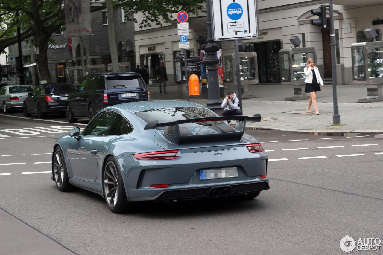Porsche Blue Graphite Metallic Paint Code