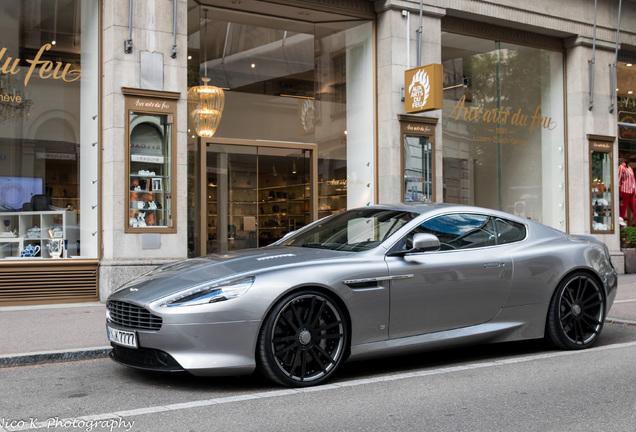 Aston Martin DB9 GT 2016 Bond Edition