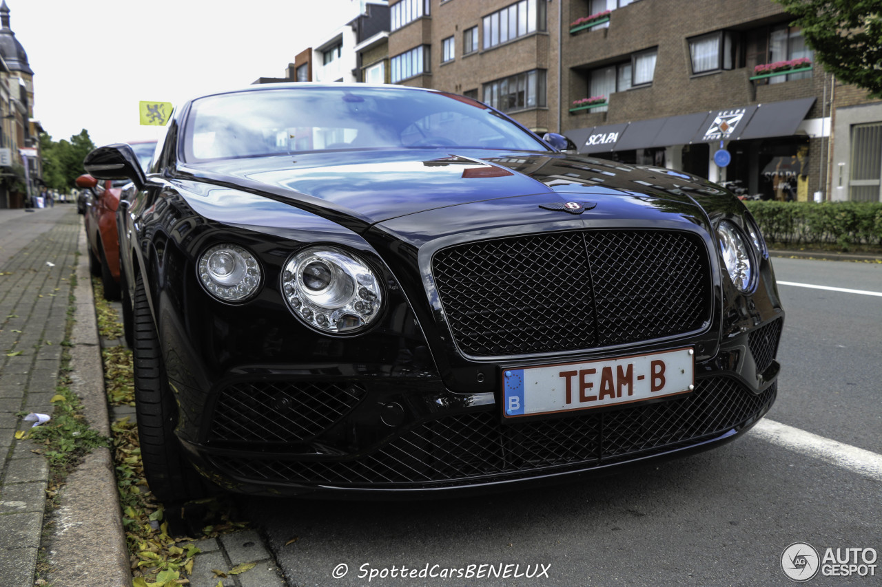 bentley continental gt v8 2016 2 july 2017 autogespot. Black Bedroom Furniture Sets. Home Design Ideas