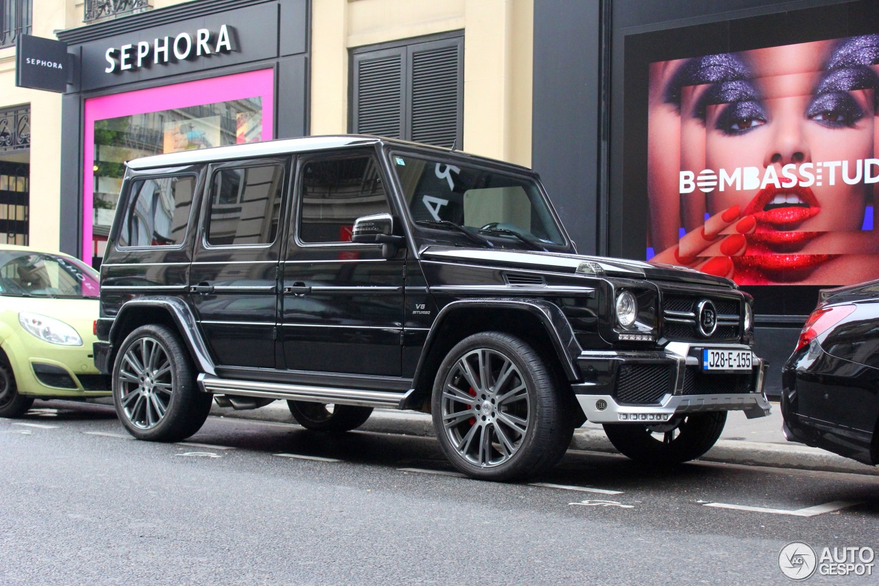 Mercedes benz brabus g 63 amg b63 620 2 july 2017 for All types of mercedes benz cars