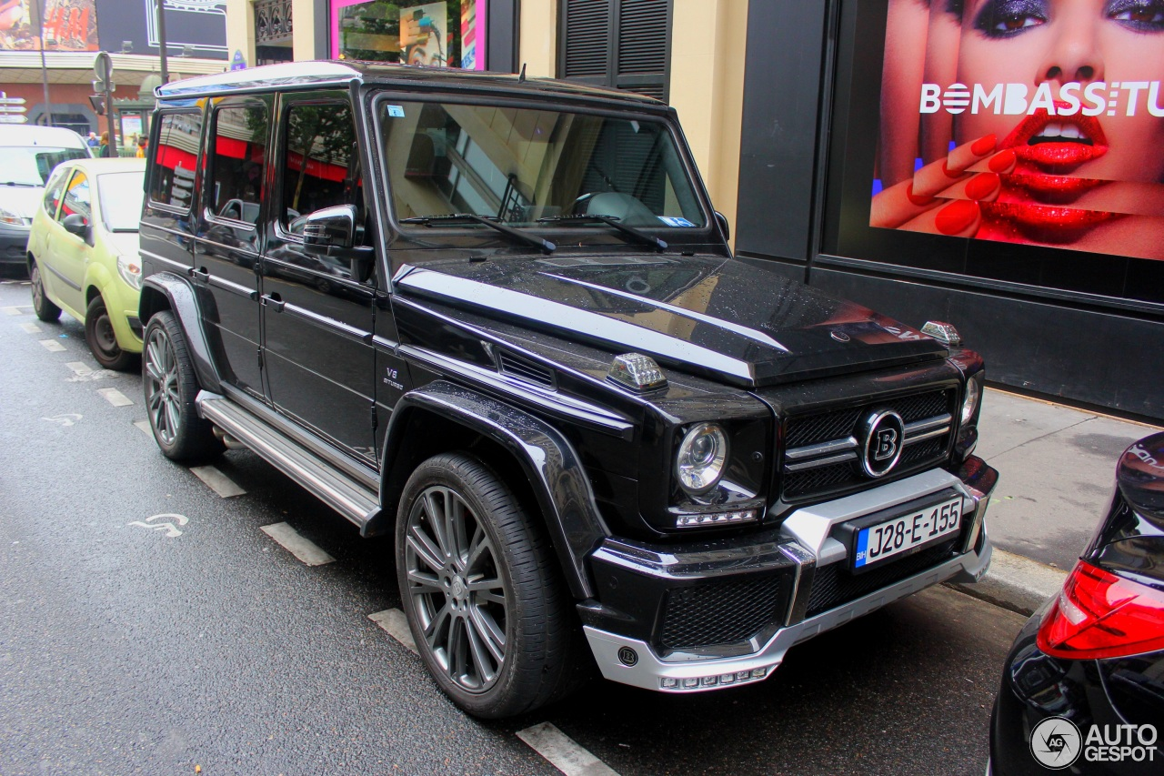 Mercedes benz brabus g 63 amg b63 620 2 juli 2017 for 2017 mercedes benz amg g 63
