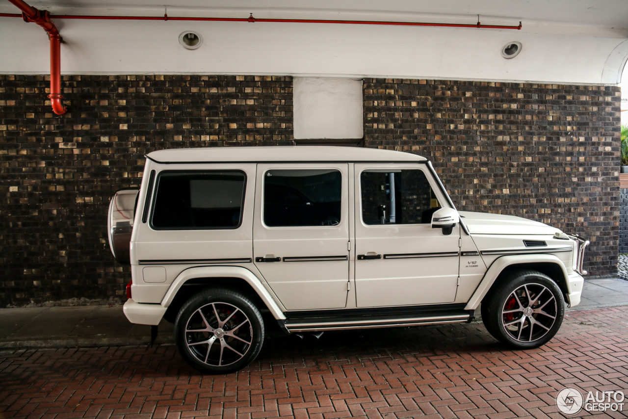 mercedes benz g 65 amg 2 july 2017 autogespot On 2017 amg g 65 mercedes benz