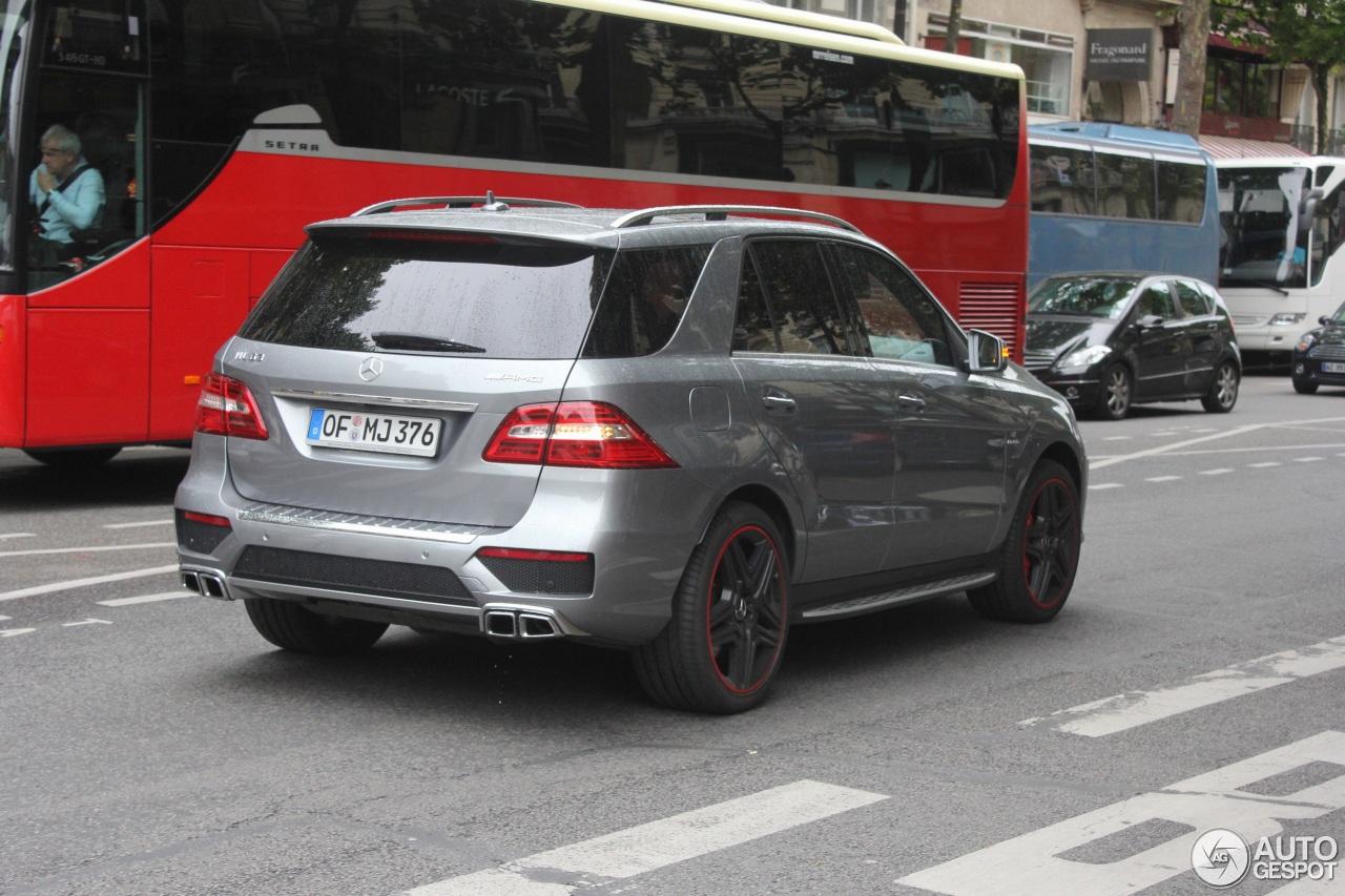 Mercedes benz ml 63 amg w166 2 july 2017 autogespot for Mercedes benz ml 2017