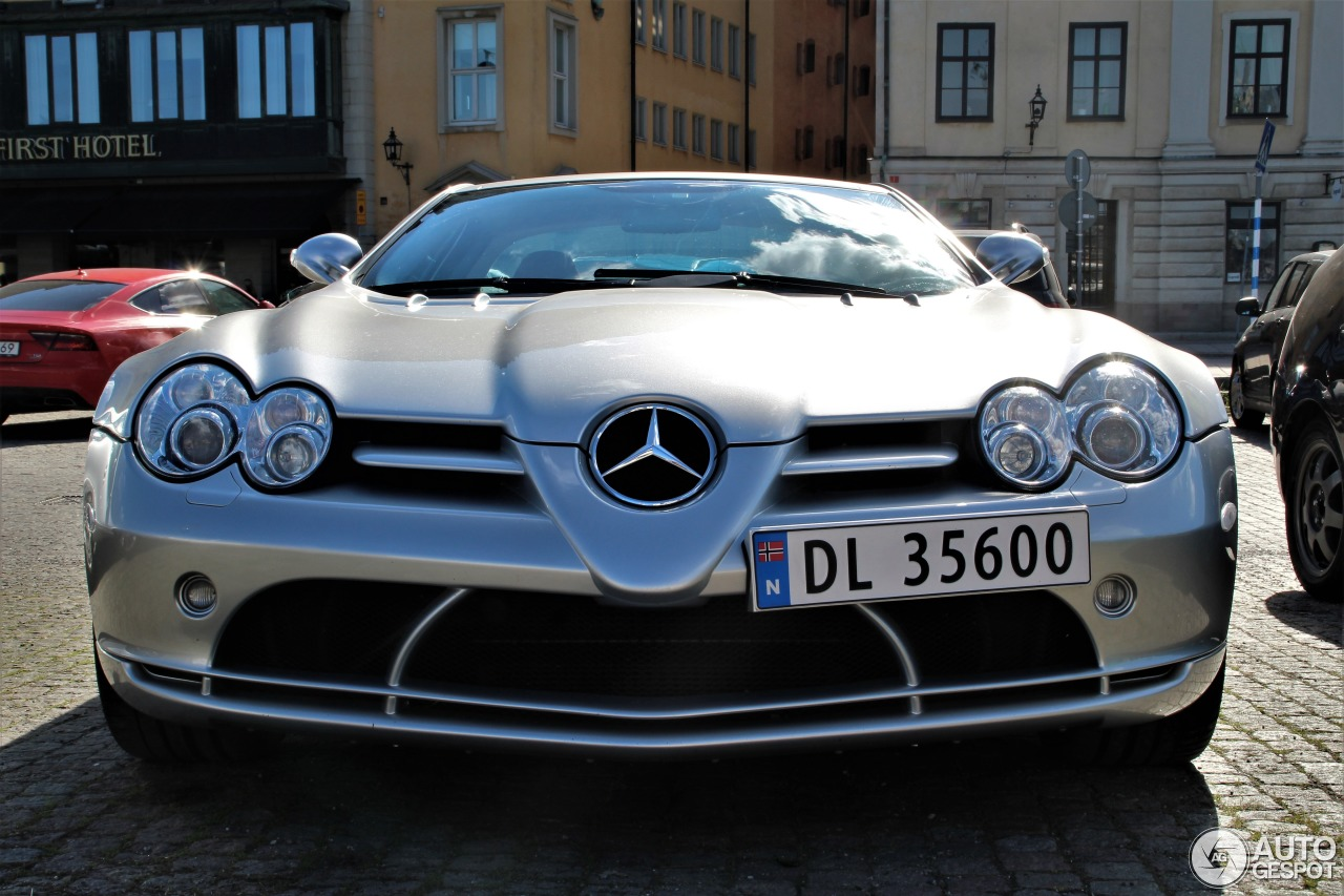 Mercedes benz slr mclaren 2 juli 2017 autogespot for Mercedes benz slr mclaren