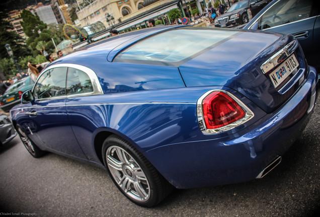 Rolls-Royce Wraith Porto Cervo