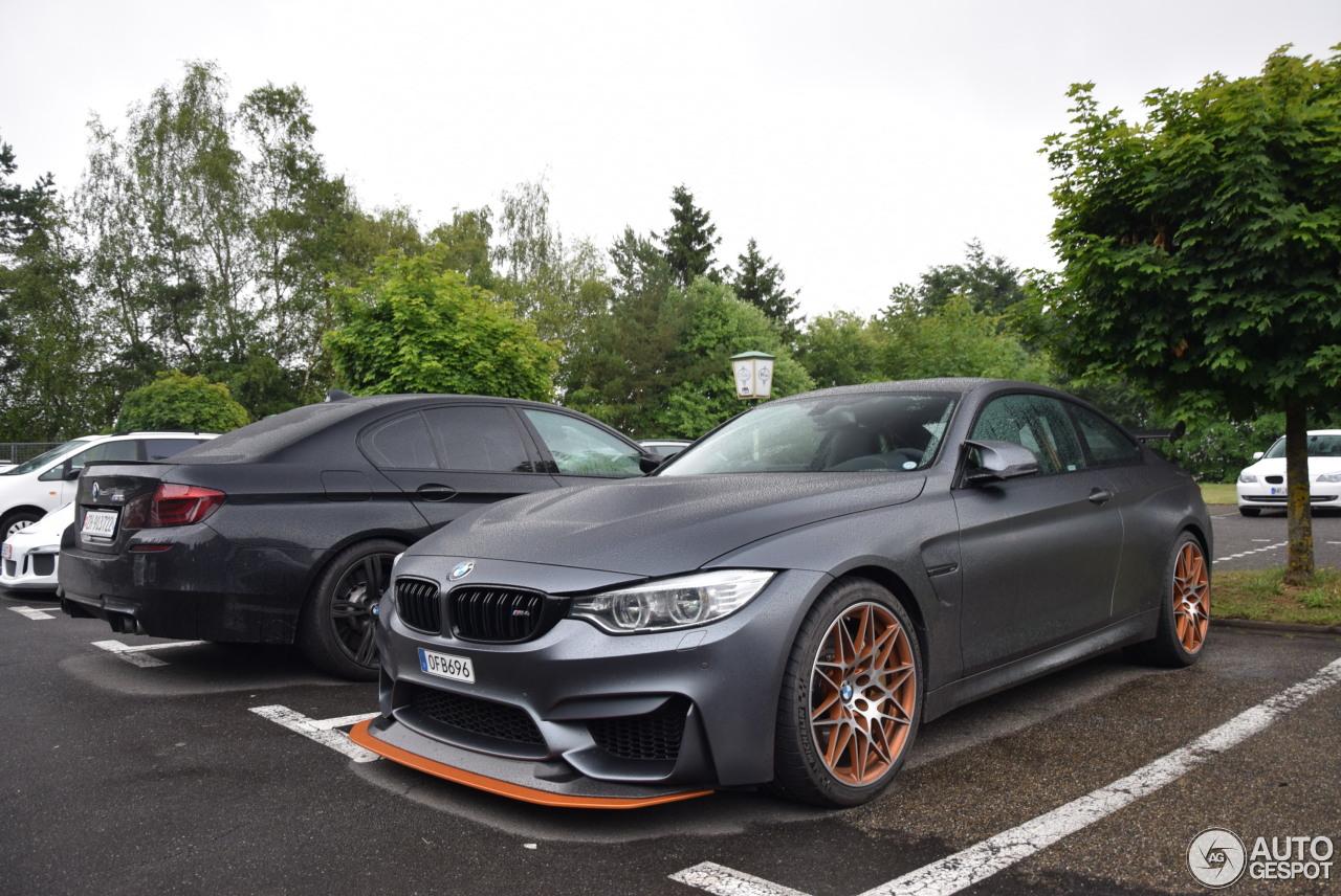 Bmw M4 Gts 3 July 2017 Autogespot