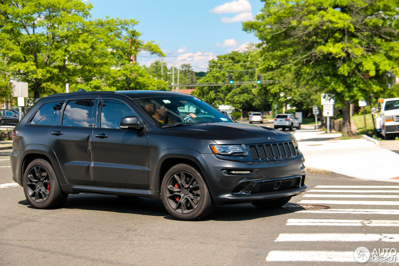 jeep grand cherokee srt 8 2013 3 juillet 2017 autogespot. Black Bedroom Furniture Sets. Home Design Ideas
