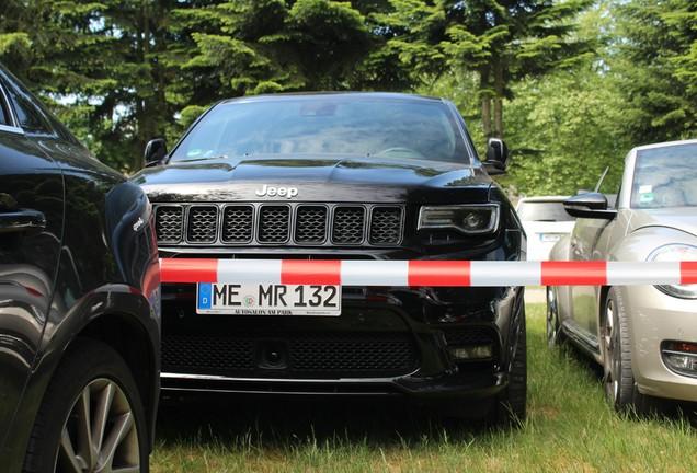 Jeep Grand Cherokee SRT 2017