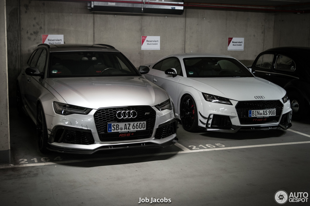 Audi Abt Tt Rs R 4 July 2017 Autogespot