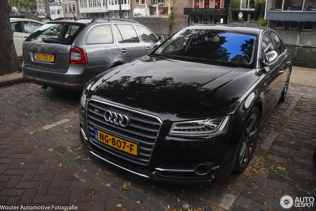 audi s8 d4 2014 4 july 2017 autogespot. Black Bedroom Furniture Sets. Home Design Ideas