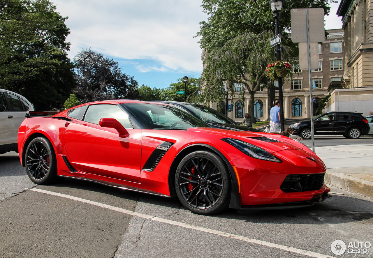 chevrolet corvette c7 z06 4 july 2017 autogespot. Black Bedroom Furniture Sets. Home Design Ideas