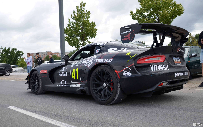 SRT 2016 Viper ACR Extreme