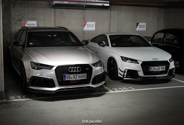 Audi ABT TT-RS-R