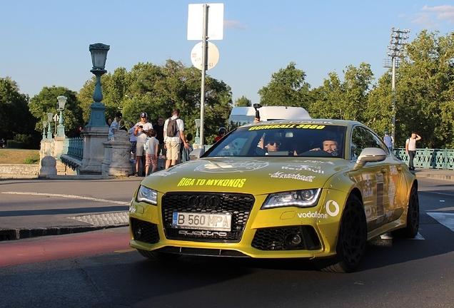 Audi RS7 Sportback Liberty Walk