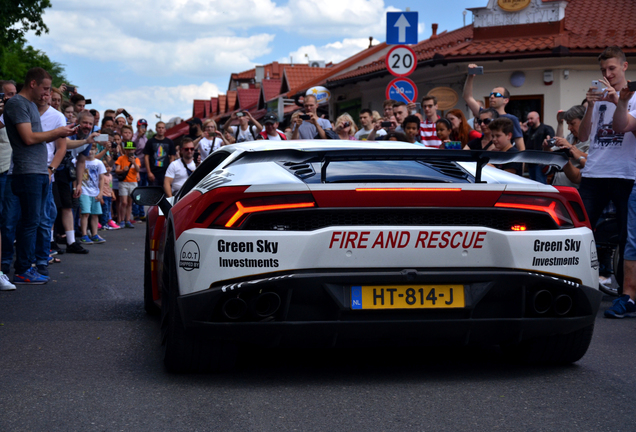 Lamborghini Huracán LP610-4 Novitec Torado N-Largo
