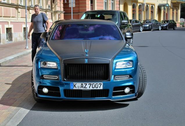 Rolls-Royce Mansory Wraith Bleurion