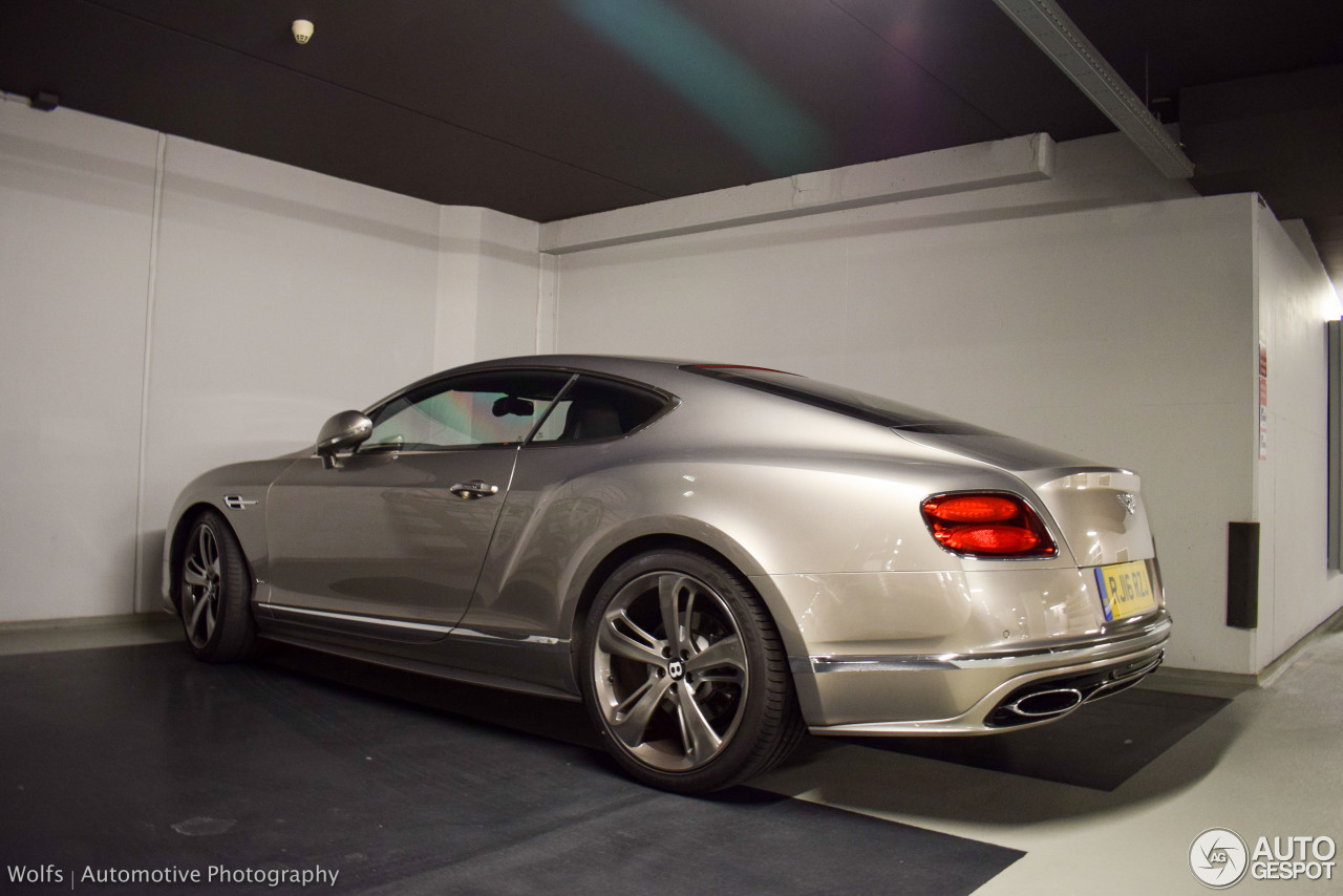 bentley continental gt speed 2016 5 juli 2017 autogespot. Black Bedroom Furniture Sets. Home Design Ideas