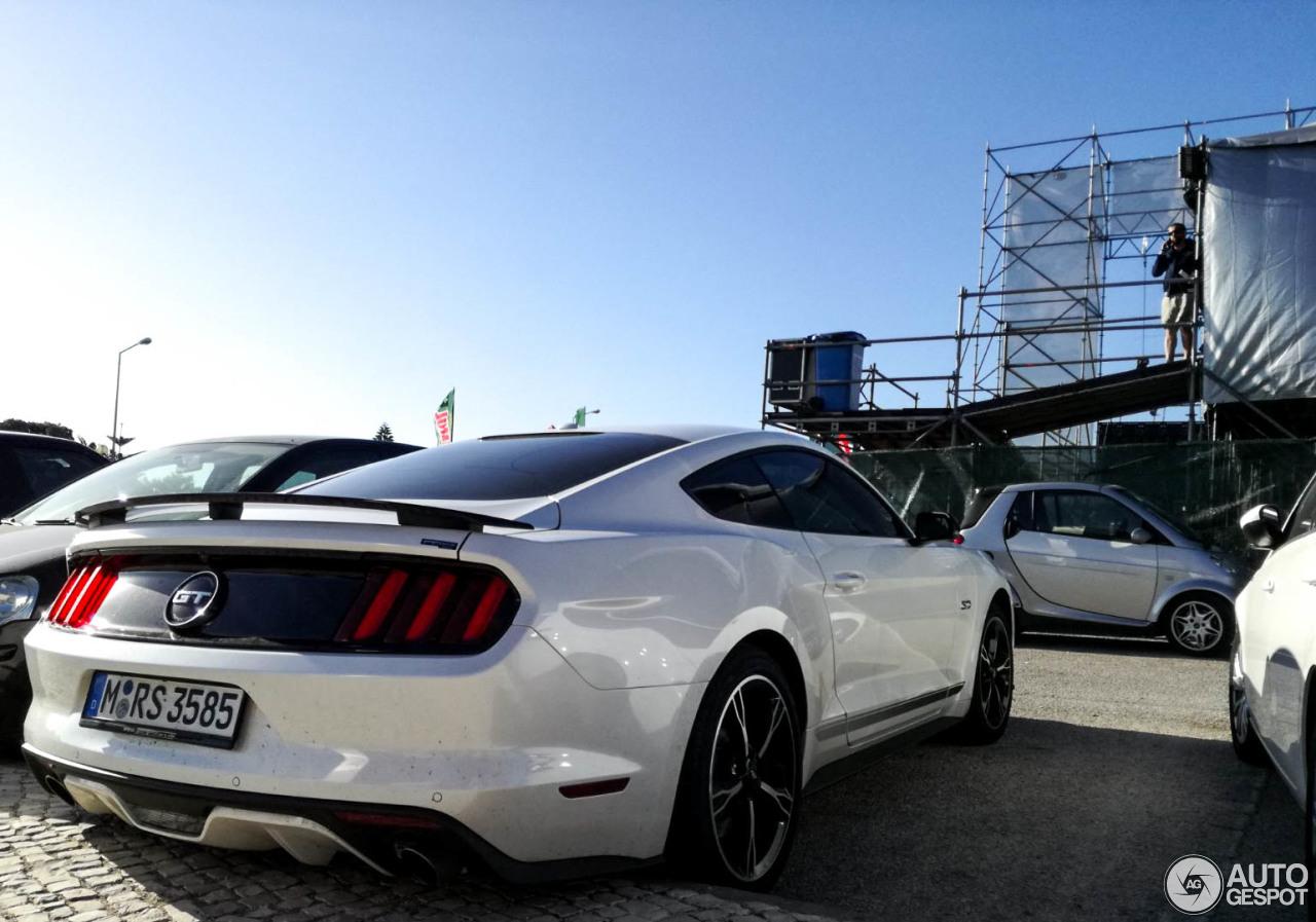 Ford Mustang Gt California Special 2016 5 Julho 2017 Autogespot
