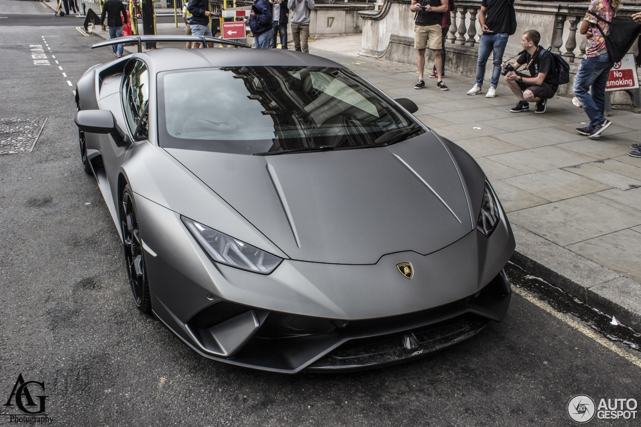 Lamborghini Huracán LP640-4 Performante - 5 July 2017 ...