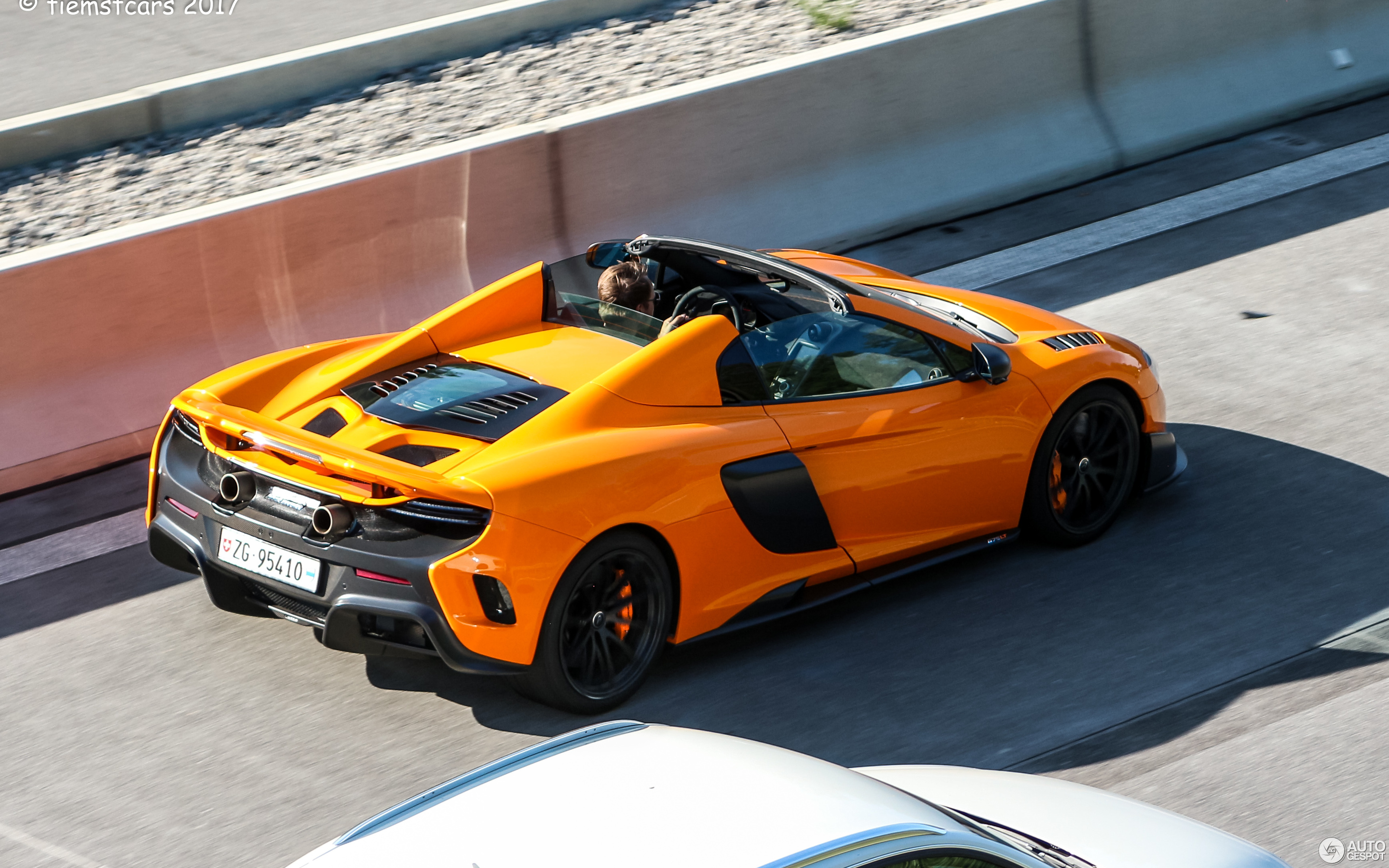 McLaren 675LT Spider - 5 July 2017 - Autogespot