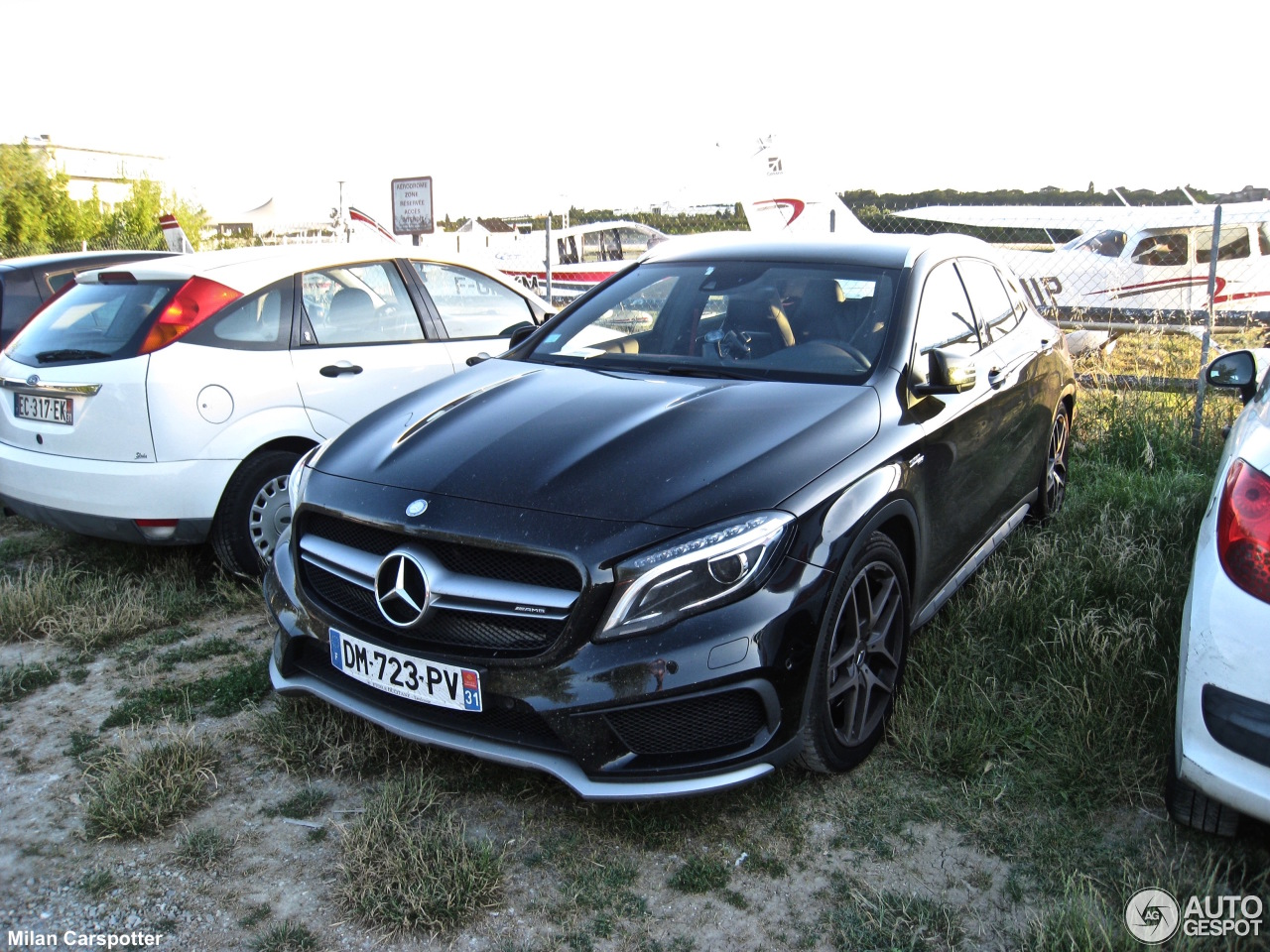 mercedes benz gla 45 amg x156 6 juillet 2017 autogespot. Black Bedroom Furniture Sets. Home Design Ideas