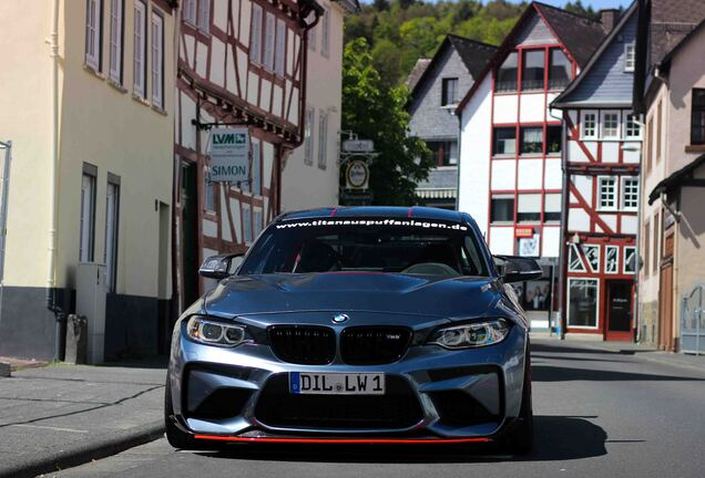 BMW M2 Coupé F87 LightWeight LW M2 CSR