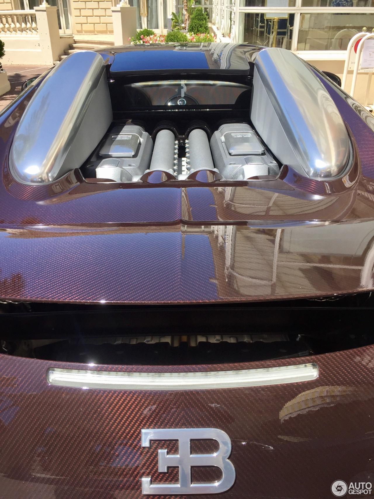 bugatti veyron 16 4 grand sport vitesse 7 juillet 2017. Black Bedroom Furniture Sets. Home Design Ideas
