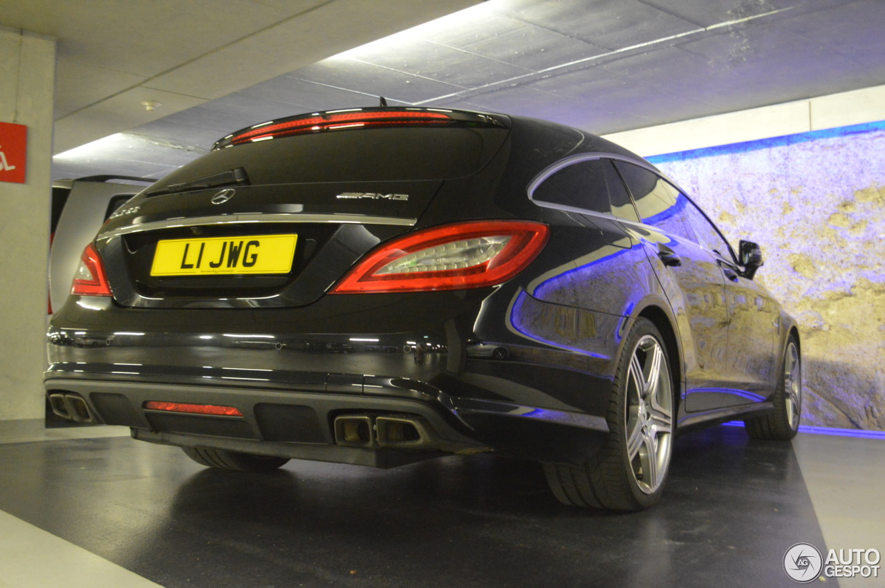 mercedes benz cls 63 amg x218 shooting brake 7 july 2017 autogespot. Black Bedroom Furniture Sets. Home Design Ideas