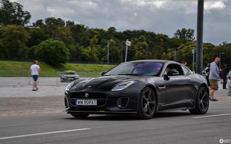 jaguar f type 400 sport coup 7 july 2017 autogespot. Black Bedroom Furniture Sets. Home Design Ideas