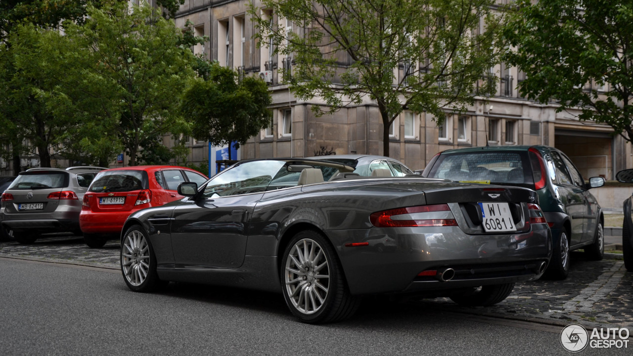 Aston Martin DB9 Volante - 8 July 2017 - Autogespot