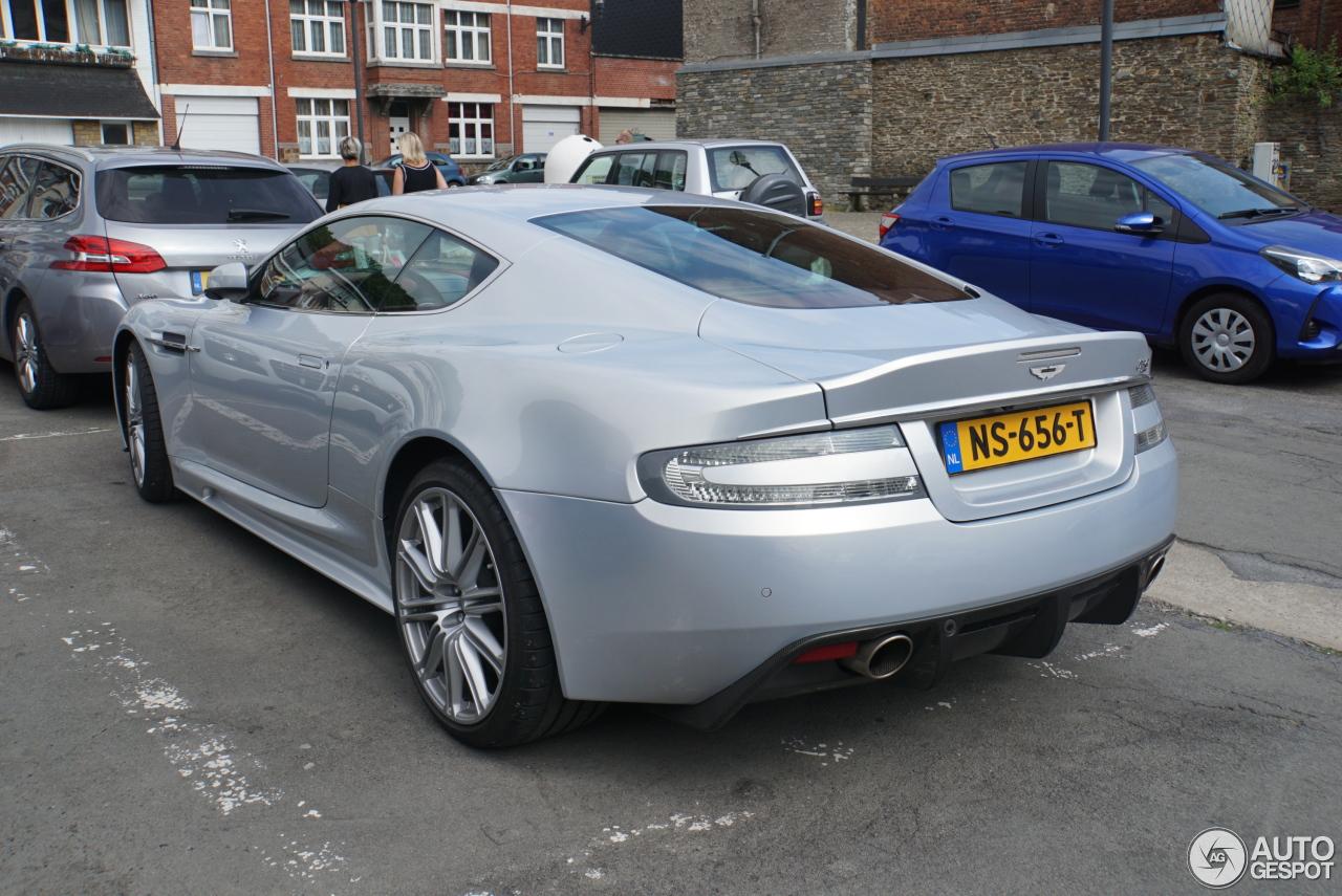 Aston Martin DBS - 8 July 2017 - Autogespot