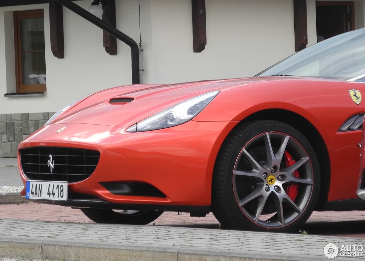 Ferrari California - 8 July 2017 - Autogespot
