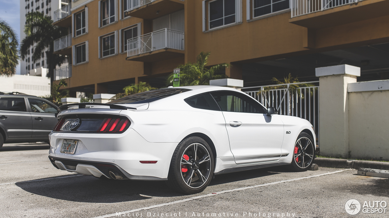 ford mustang gt california special 2016 8 july 2017 autogespot. Black Bedroom Furniture Sets. Home Design Ideas
