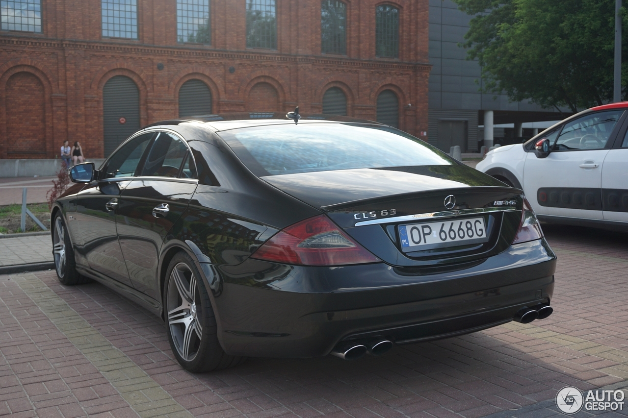 mercedes benz cls 63 amg c219 2008 8 july 2017 autogespot. Black Bedroom Furniture Sets. Home Design Ideas