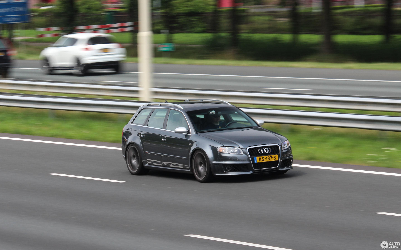 Best Of 2018 Audi Rs4 Avant