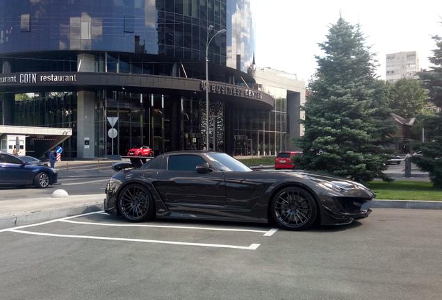 Mercedes-Benz Mansory SLS AMG Cormeum