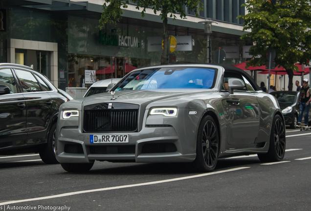 Rolls-Royce Spofec Dawn Overdose