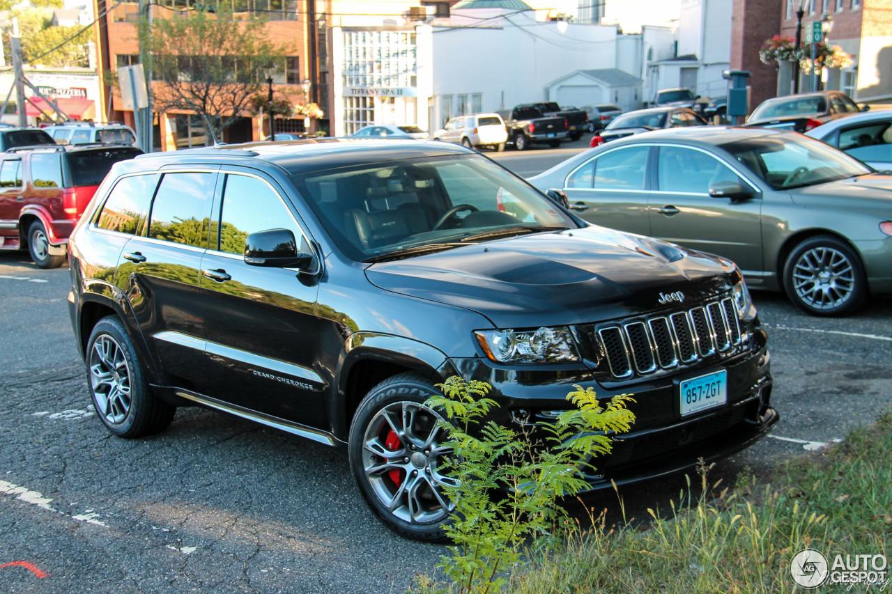 Jeep Grand Cherokee SRT-8 2012 - 9 juli 2017 - Autogespot