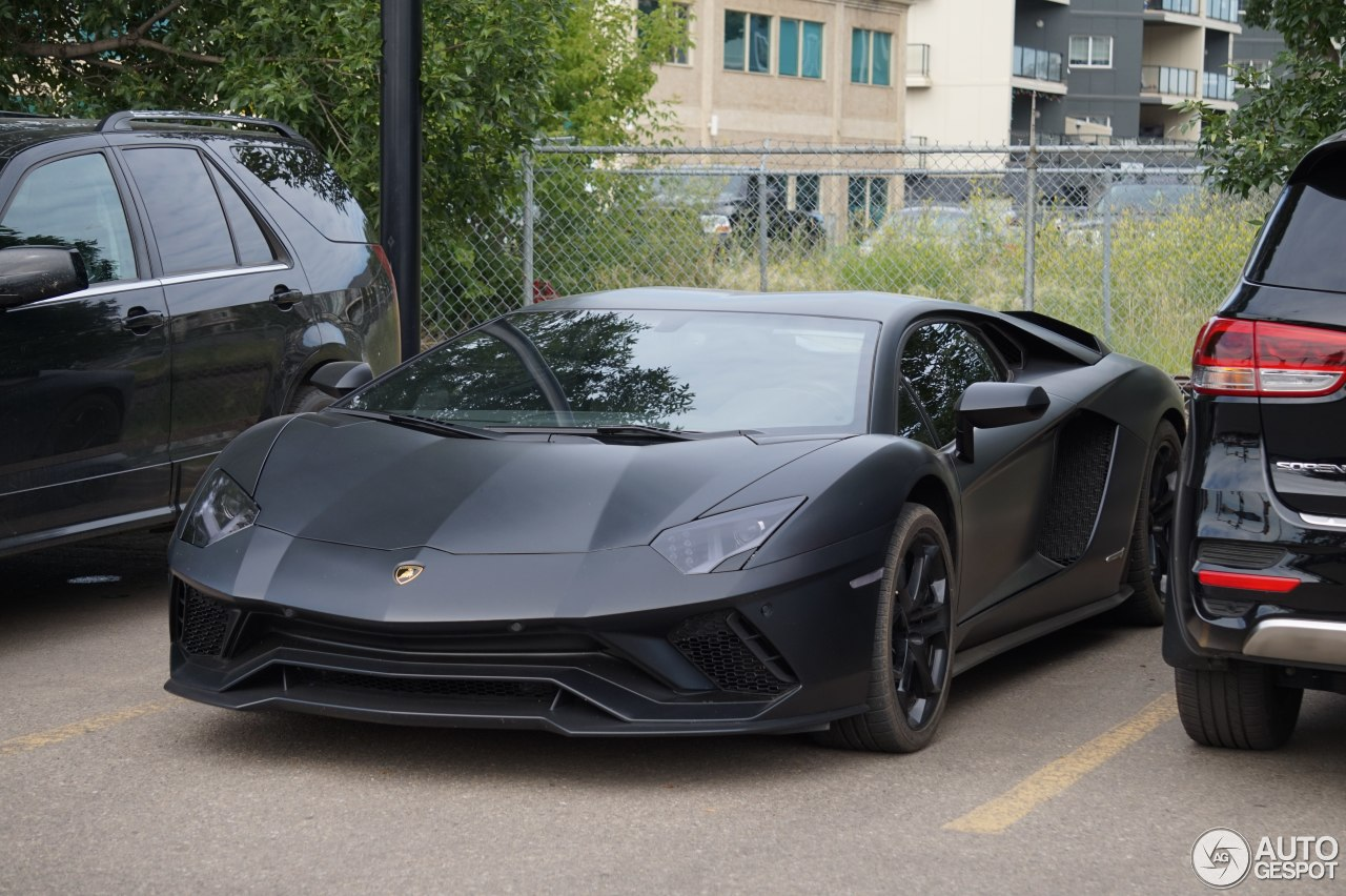 Lamborghini Aventador S LP740-4 - 9 July 2017 - Autogespot