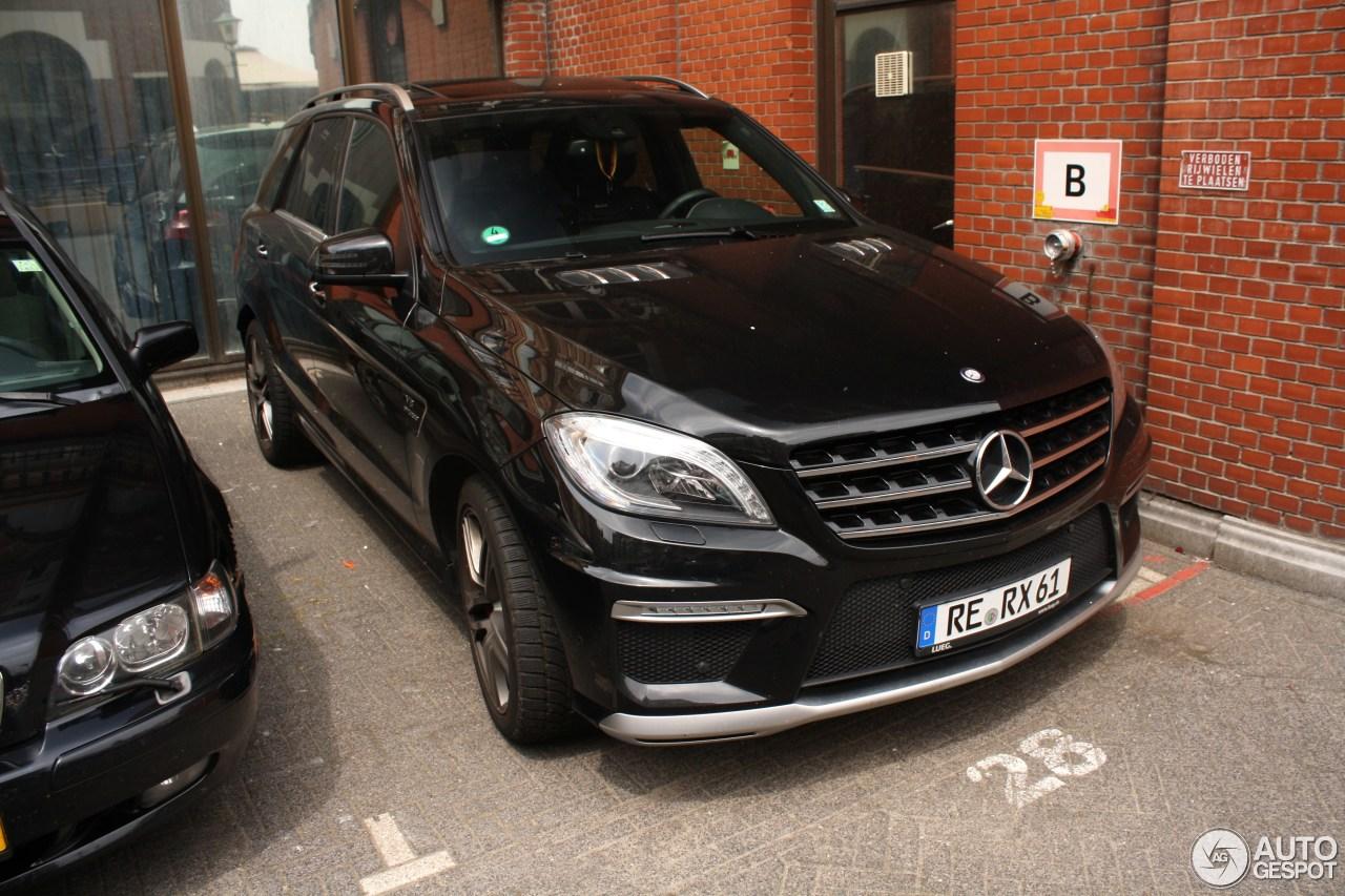 Mercedes benz ml 63 amg w166 9 july 2017 autogespot for Mercedes benz ml 2017