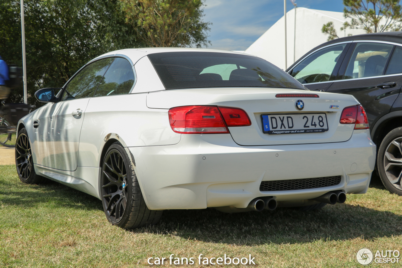 bmw m3 e93 cabriolet 10 july 2017 autogespot. Black Bedroom Furniture Sets. Home Design Ideas