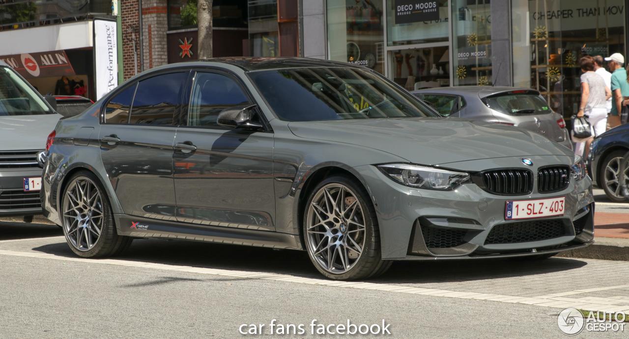 BMW M3 F80 Sedan 2017 Telesto Limited Edition - 10 July ...