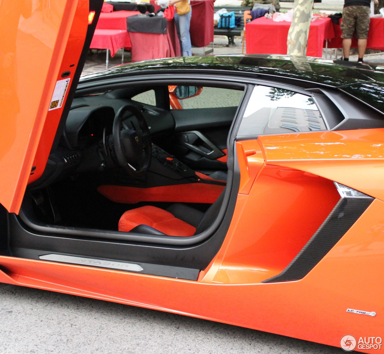 2014 Lamborghini Aventador Lp700 4: Lamborghini Aventador LP700-4