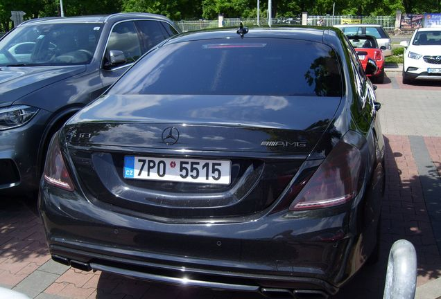 Mercedes-Benz S 63 AMG V222